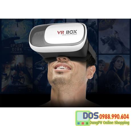 kính thực tế ảo  VR Box phiên bản 2 ( vr box 2)