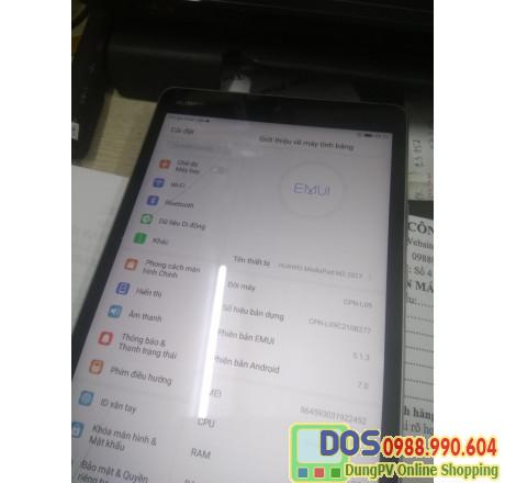 thay mặt kính màn hình huawei medipad m3 lite 8.0 6