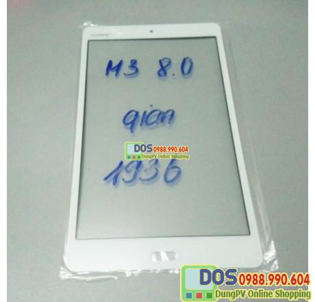 thay mặt kính màn hình huawei medipad m3 lite 8.0