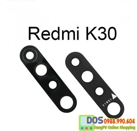 thay mặt kính camera sau xiaomi redmi k30 5g