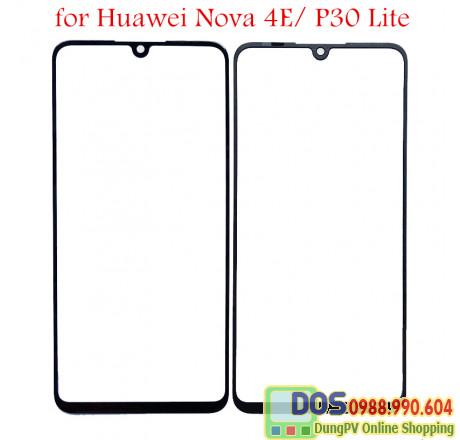 Mặt kính màn hình huawei p30 lite, huawei nova 4e 2
