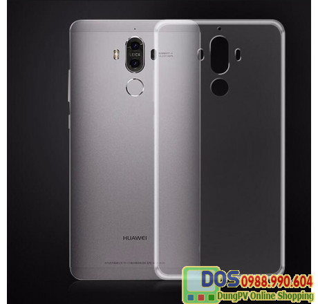 ốp lưng huawei mate 10 silicon 4