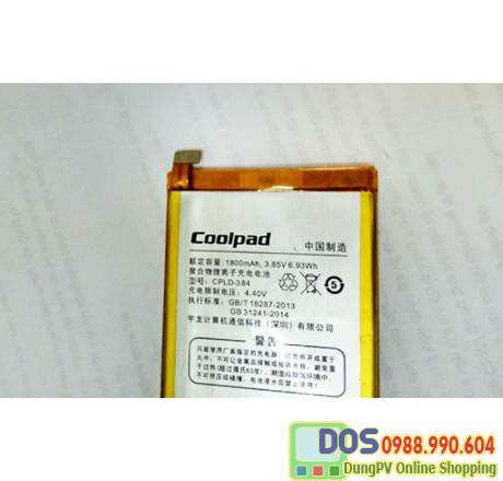 thay pin điện thoại coolpad fancy e561 chính hãng 1