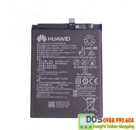 thay pin điện thoại huawei mate 30 chính hãng 4
