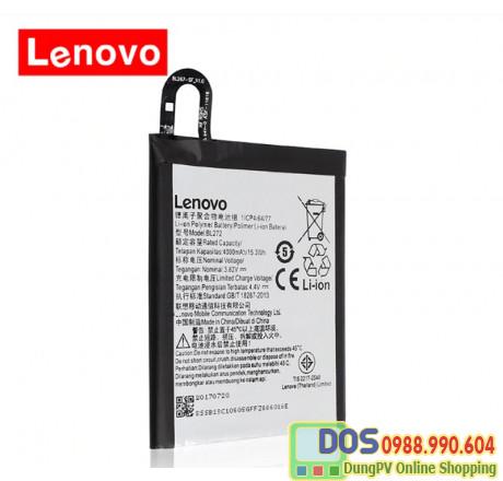 thay pin điện thoại lenovo k6 power chính hãng 2