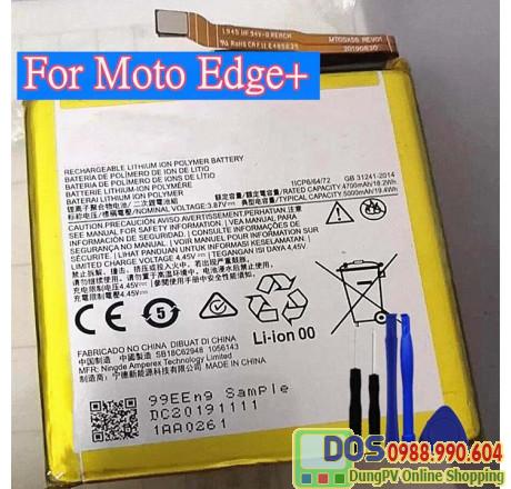 thay pin điện thoại motorola moto edge plus chính hãng