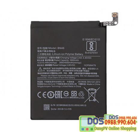 thay pin điện thoại xiaomi redmi note 8 chính hãng 2