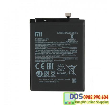 thay pin điện thoại xiaomi redmi note 8 pro chính hãng 3