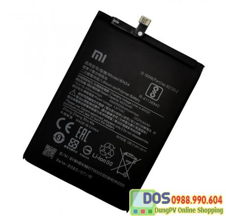 thay pin điện thoại xiaomi redmi note 9 chính hãng 1