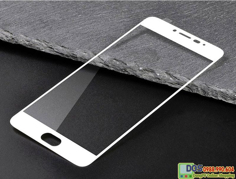Miếng dán cường lực Meizu MX6 full màn hình6