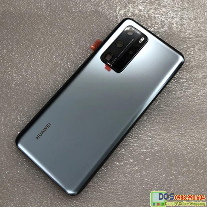 thay pin điện thoại huawei p40 pro chính hãng
