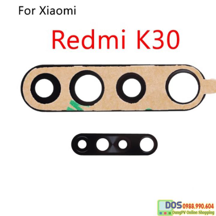 thay mặt kính camera sau xiaomi redmi k30 5g 1