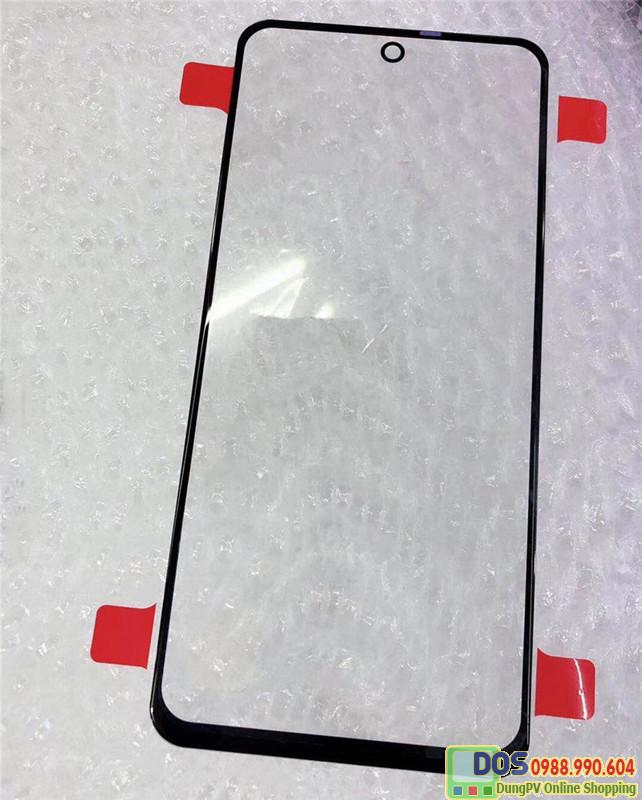thay mặt kính xiaomi redmi note 9 pro chính hãng 1