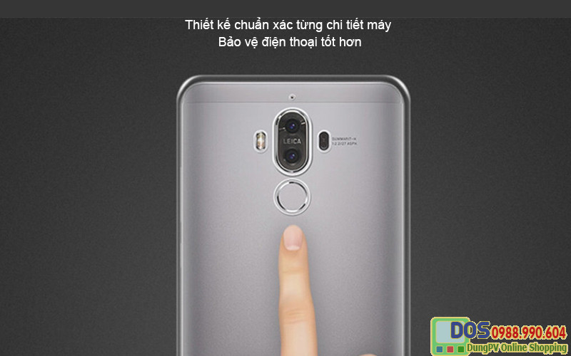 ốp lưng huawei mate 10 silicon 2