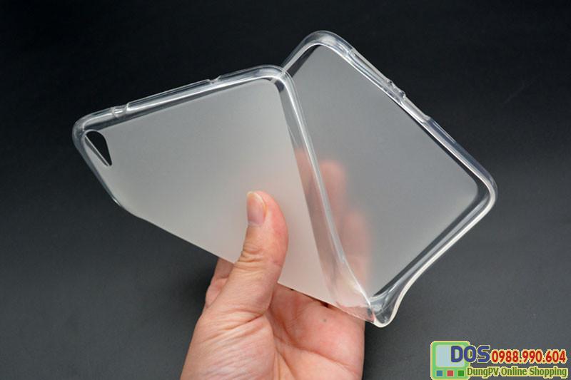 Ốp lưng lenovo phab silicone