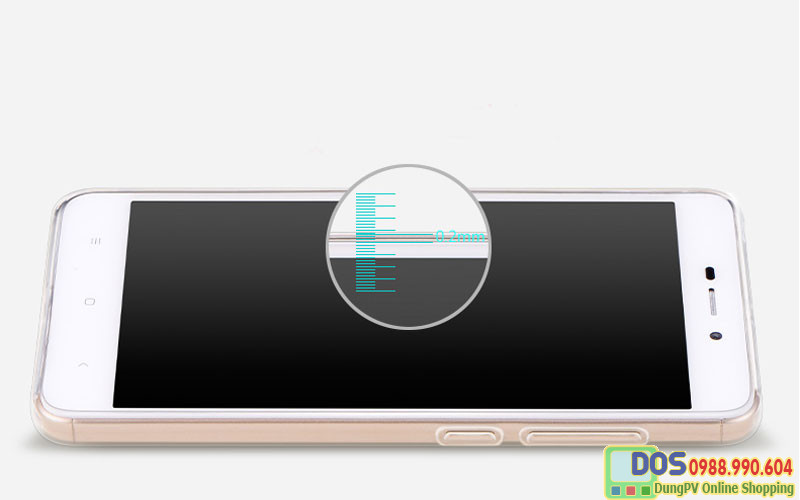 Ốp lưng Xiaomi Redmi 4a silicone