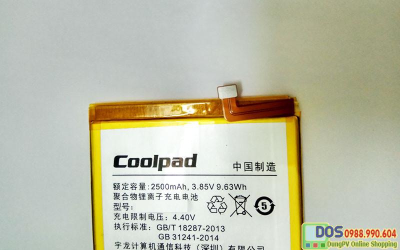 Pin điện thoại Coolpad max lite r108 chính hãng