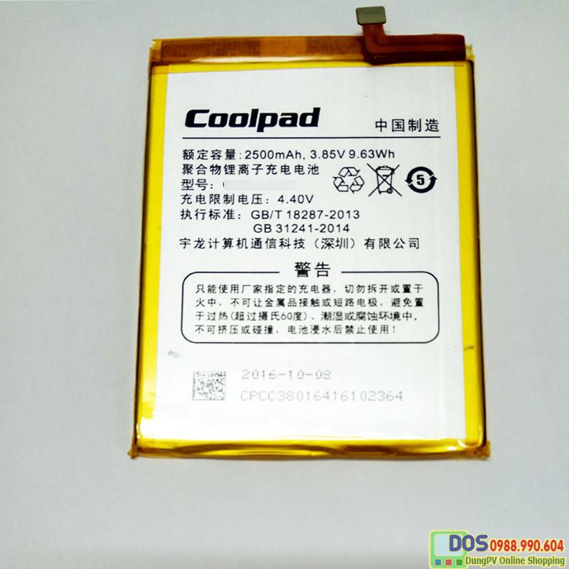 Pin điện thoại Coolpad max lite r108 chính hãng 1