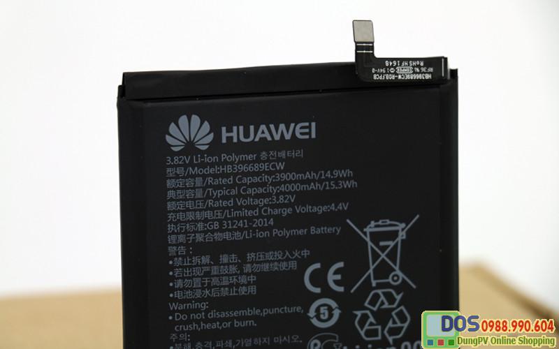 thay pin điện thoại huawei y9 2019 chính hãng 3