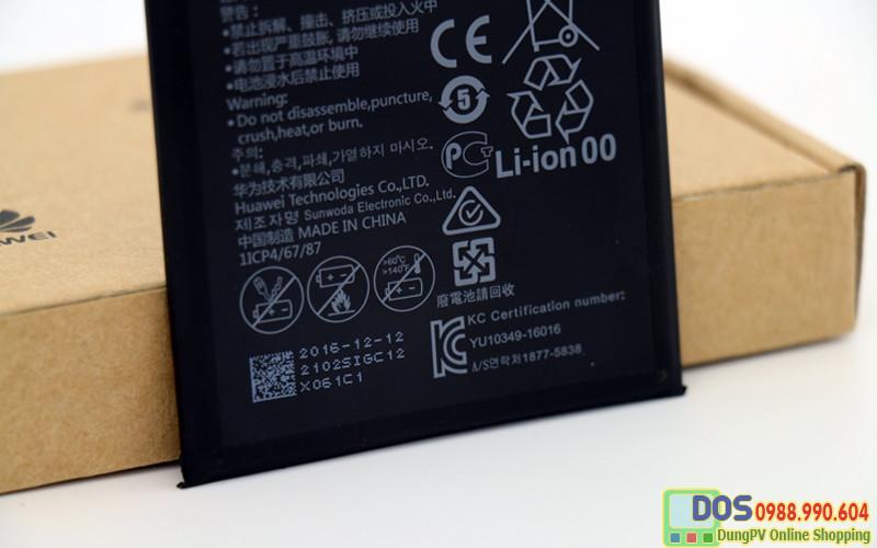thay pin điện thoại huawei y9 2019 chính hãng