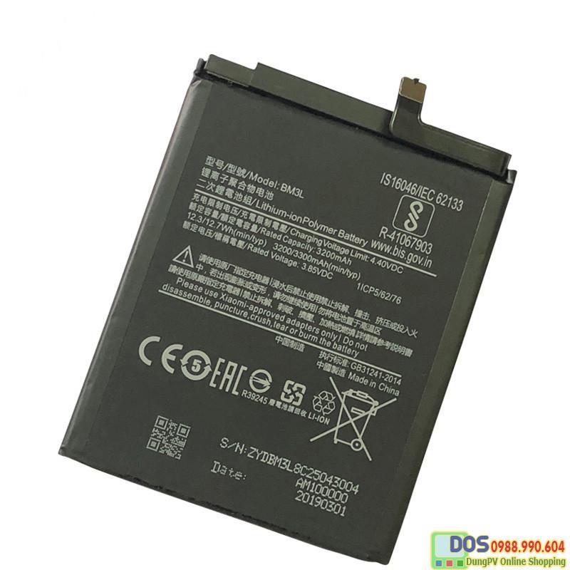 thay pin điện thoại xiaomi mi9 chính hãng 2