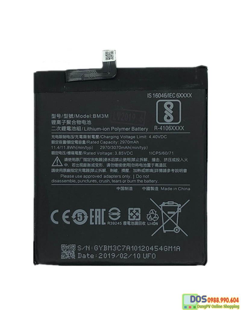 thay pin điện thoại xiaomi mi9 se chính hãng 2