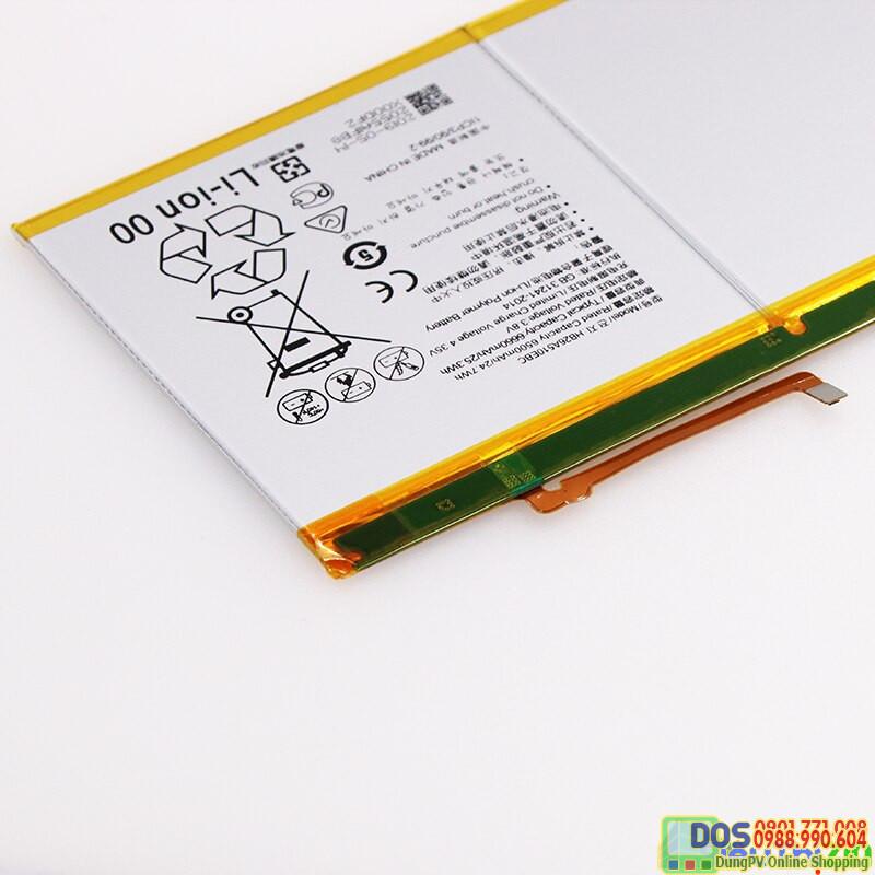thay pin huawei mediapad m3 lite 10 inch chính hãng 1