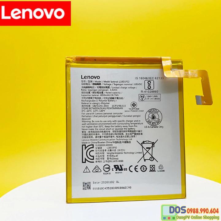 thay pin lenovo m10 tb-x505l chính hãng