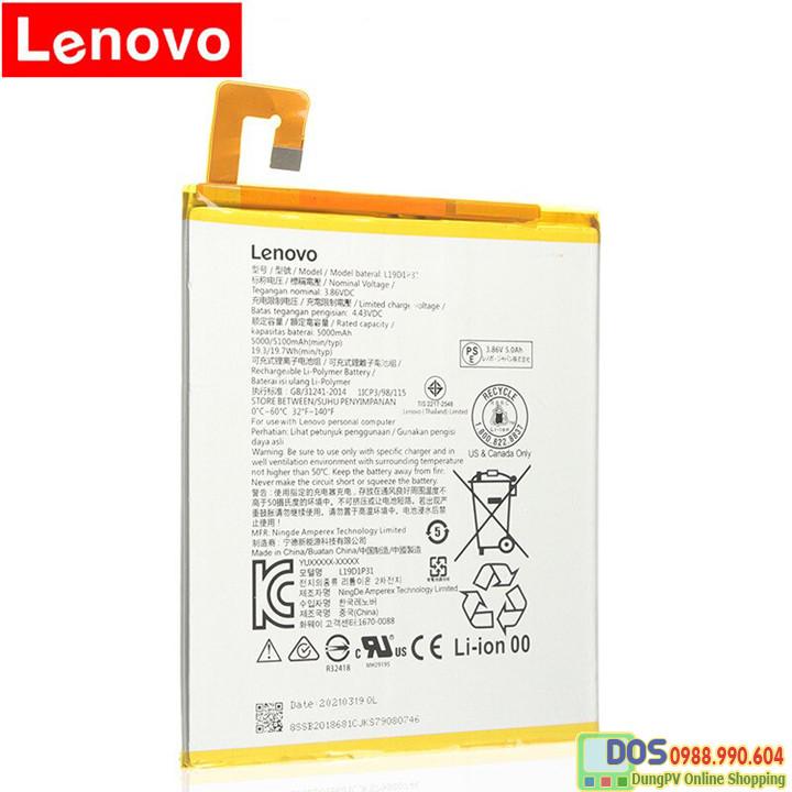 thay pin lenovo tab m8 tb-8505x chính hãng 2