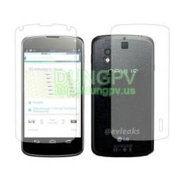 Dán màn hình Nexus 4, LG E960