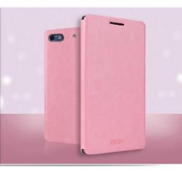Bao da Huawei G play Mini hiệu Mofi cao cấp