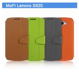 Bao da lật ngang Lenovo S920 MoFi