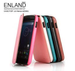Bao da lật ngang LG Nexus4 (E960) EnLand