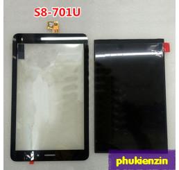 Màn hình Cảm ứng  Huawei mediapad T1 8.0  (S8-701u)