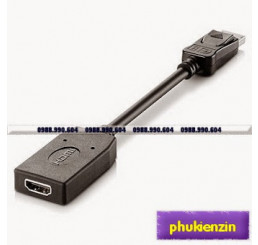 Cáp Displayport to HDMI Bizlink
