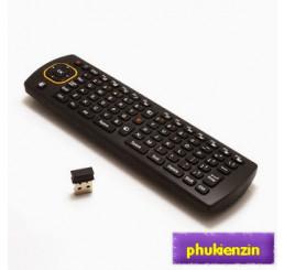 Chuột bay Tooploo T6 air mouse kiêm bàn phím