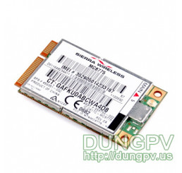 HP wwan 3g Mc8775 Hs2300