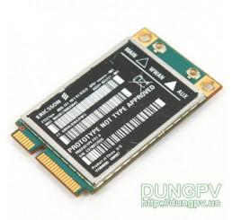 HP F5521gw hs2340 wwan 3G