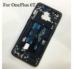 Thay khung sườn oneplus 6t, khung viền benzen oneplus 6t
