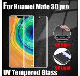 Kính cường lực UV Huawei Mate 30 Pro chính hãng full màn, dán màn hình huawei mate 30 pro uv