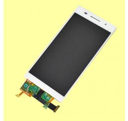 Nguyên bộ Màn hình cảm ứng + LCD Huawei Ascend P6