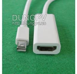 miniDisplayport - HDMI for macbook