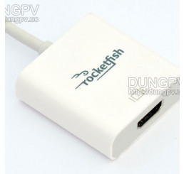 Mini DisplayPort/Thunderbolt to HDMI
