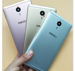Thay Nắp lưng (vỏ lưng)  Meizu M3 max kim loại , nắp đạy pin m3 max
