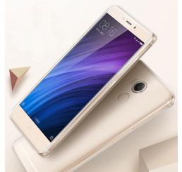 Ốp lưng Xiaomi Redmi 4 Prime ( redmi 4 pro)  silicone trong suốt