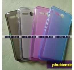 Ốp lưng Huawei Y320 Silicone