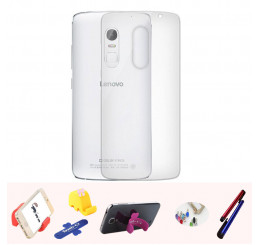 Ốp lưng Lenovo Vibe X3 silicone trong suốt