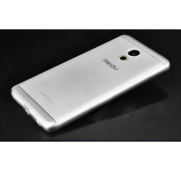 Ốp lưng Meizu Pro 6 silicone trong suốt
