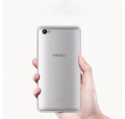 Ốp lưng Meizu U10 silicone trong suốt