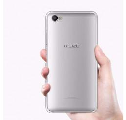 Ốp lưng Meizu U20 silicone trong suốt